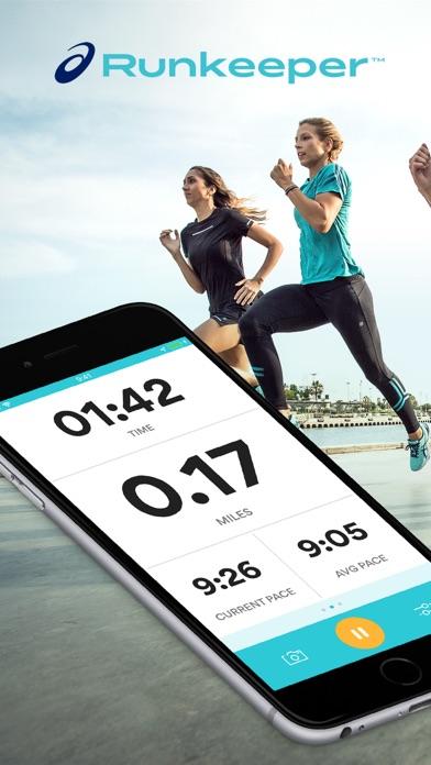 Runkeeper—GPS Running Tracker app image