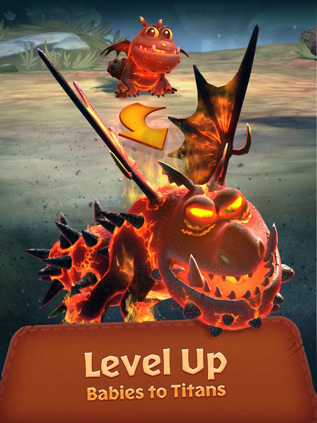Dragons: Titan Uprising on the App Store