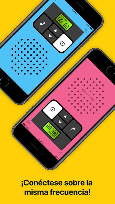 Descargar Walkie-talkie - COMUNICACIÓN para Android