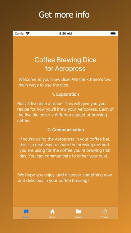 CoffeeDice screenshot-8