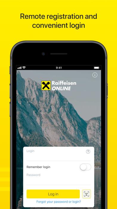 Raiffeisen Online UA screenshot three