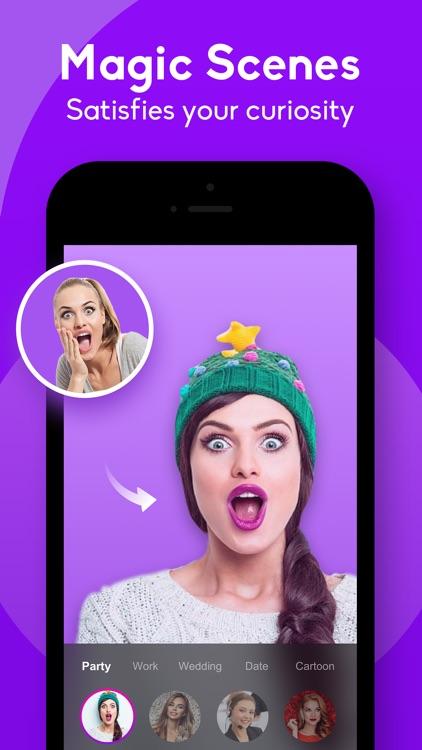 Face AI Cam - Stylize Yourself screenshot-3