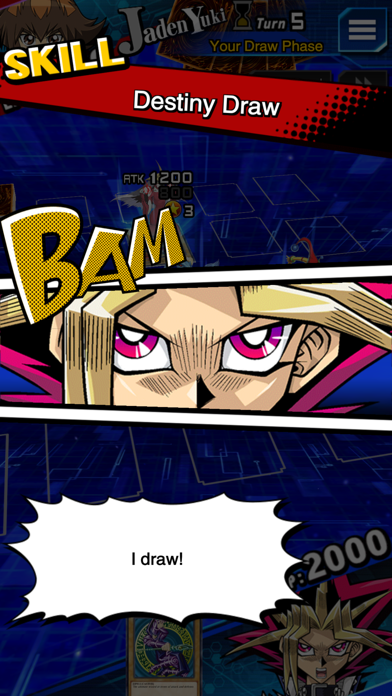 Yu-Gi-Oh! Duel Links screenshot four