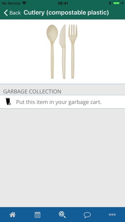 WasteConnect screenshot-3