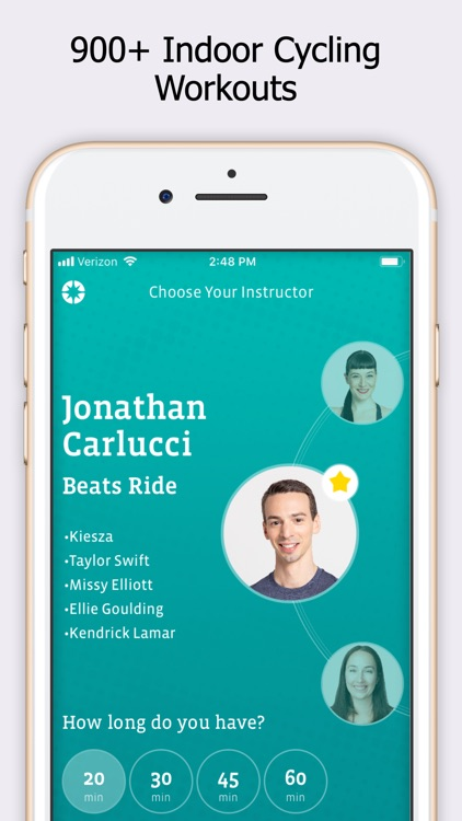 CycleCast: Indoor Cycling App
