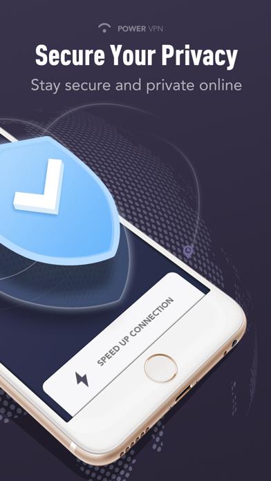 VPN Power-Fast Unlimited Proxy