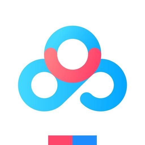 百度网盘app icon图