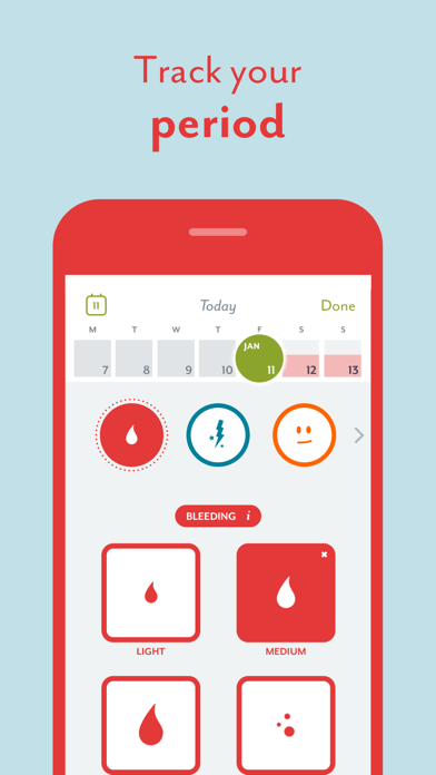 Download Clue - Period & Cycle Tracker for Pc