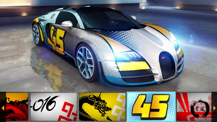 Asphalt 8: Real Racing Game screenshot-5