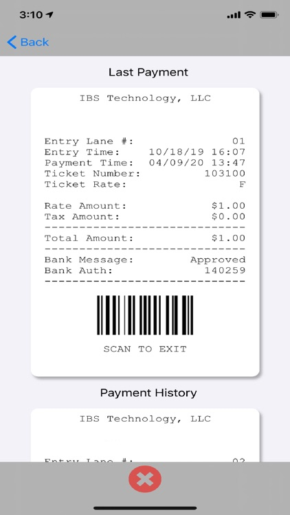 iPayParking screenshot-4