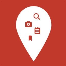PinTrip - Travel Planner App