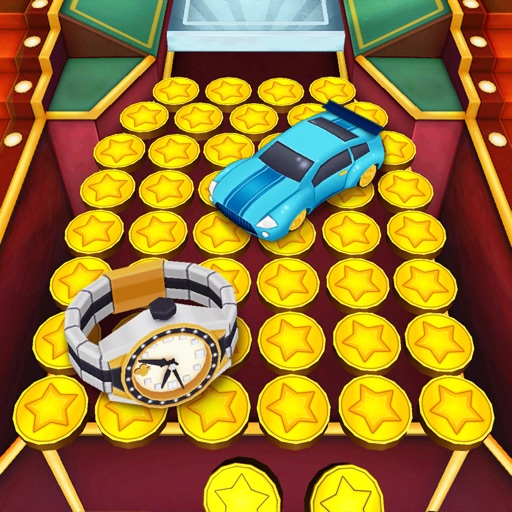 Coin Dozer: Casino free software for iPhone and iPad