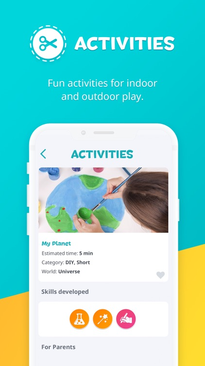 Lipa Land - For Parents & Kids screenshot-3