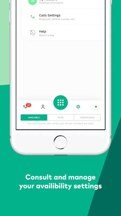 Aircall - business phone screenshot-3