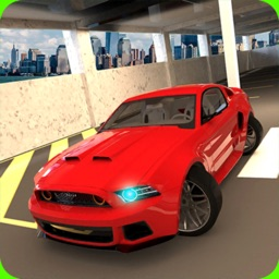 All wheel Car Park Simulator