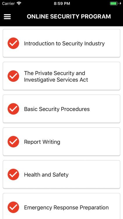 Online Security Program screenshot-5
