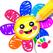 お絵かき 子供 ゲーム 色塗り 数字 幼児 色ぬり アプリ