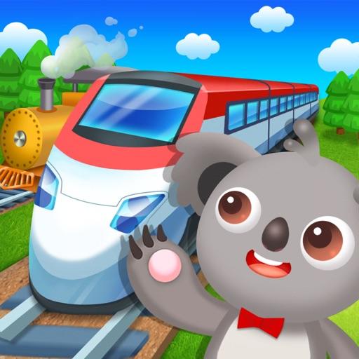Kids Learn & Drive Trains Sim