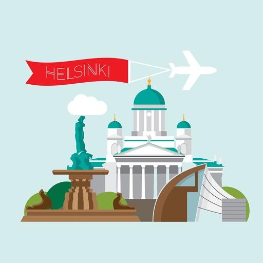 Хельсинки 2017 — офлайн карта, гид и путеводитель!