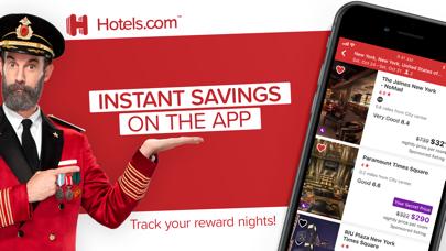 Hotelscom review screenshots
