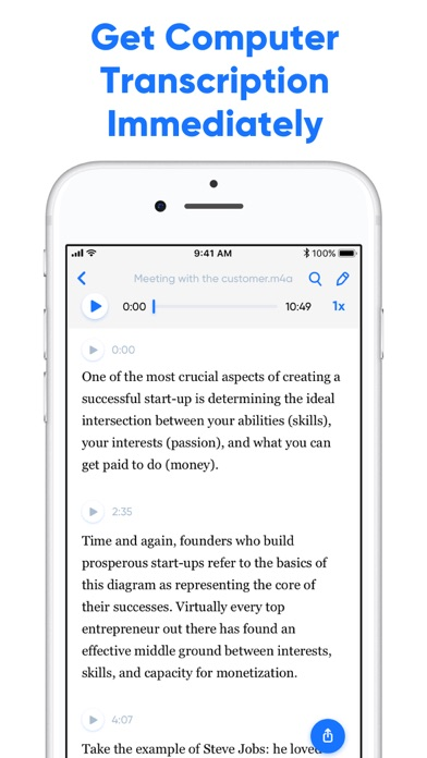 Transcribe - Speech to Text | App Price Drops