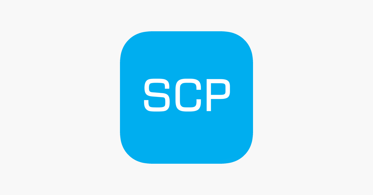 SCP Client on the App Store