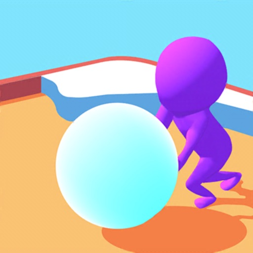 Snowball 3D icon
