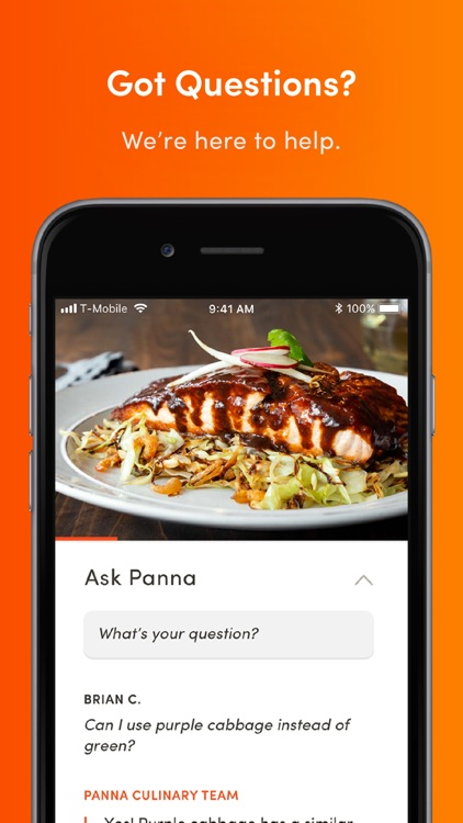 Panna: Video Recipes & Classes screenshot-6