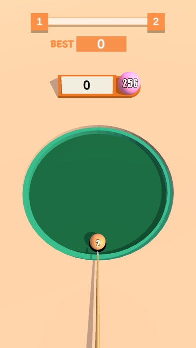 2048 Pool 3D screenshot 4