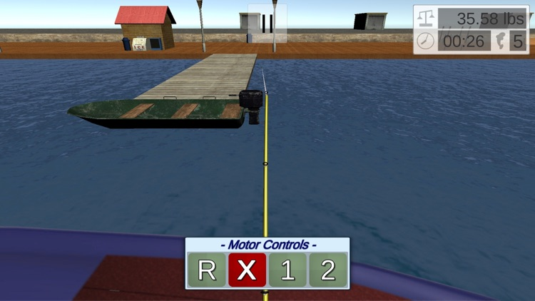 Toad Time Bass Fishing Game screenshot-4