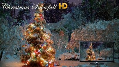 Christmas Snowfall HD screenshot 1