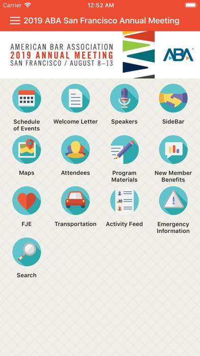 ABA Annual & Midyear Meetings-2