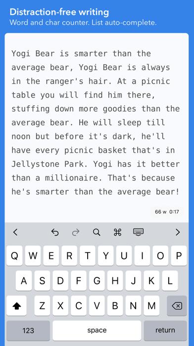 iWriterのおすすめ画像2