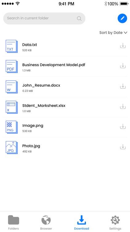 File n Folders