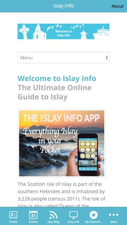 Islay Info