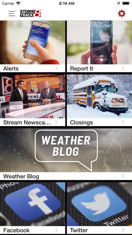 WISH-TV Weather screenshot-4