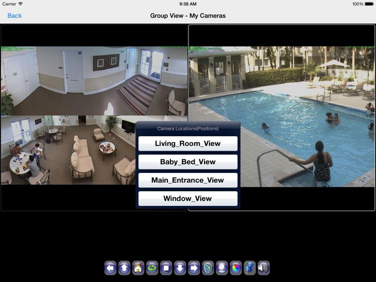 D-Link++ Viewer Pro screenshot-3