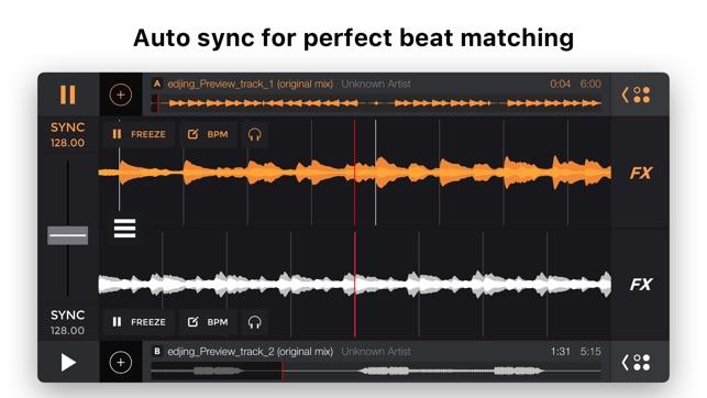edjing Pro - music remix maker on the App Store