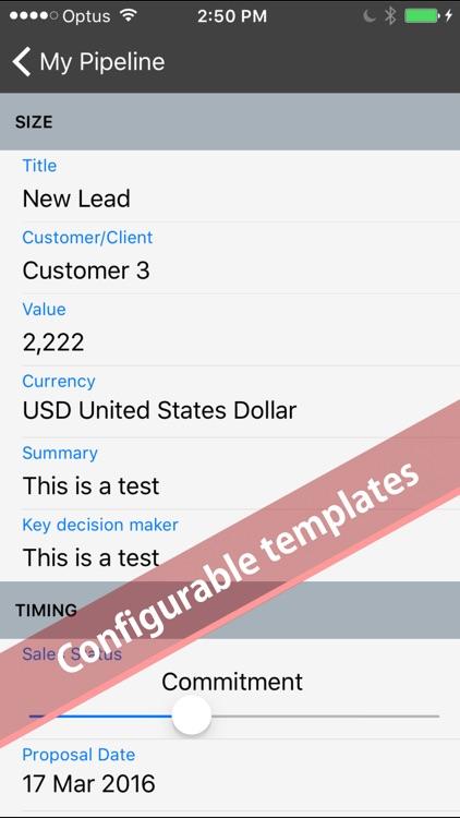 BusiBI CRM screenshot-3
