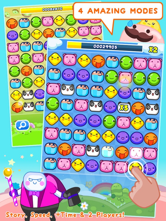 Bearable - Return to Candyland iPad
