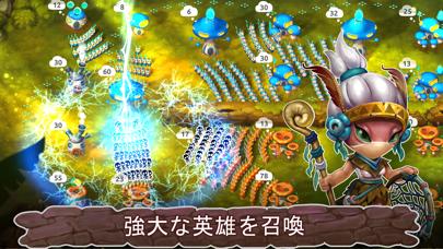 Mushroom Wars 2: オンライン戦争ゲームのおすすめ画像2