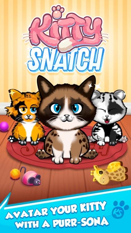Kitty Snatch - Match 3 Cats