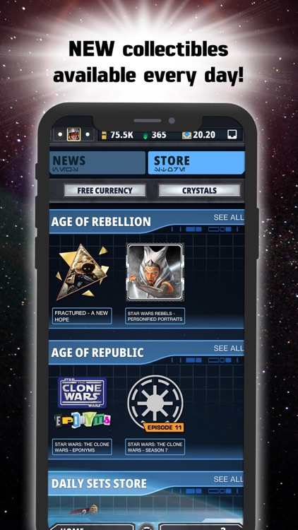 Star Wars Card Trader by Topps screenshot-7