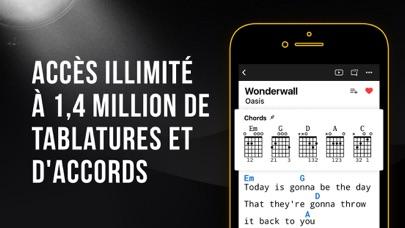 Screenshot #1 pour Ultimate Guitar: Chords & Tabs