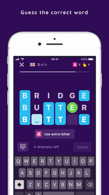 WordMingle - Guess the word