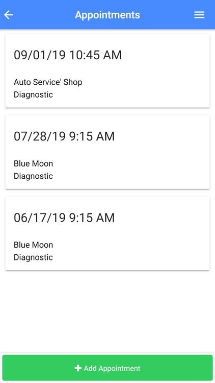 Auto Repair Cloud for iPhone screenshot-6