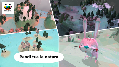Screenshot of Toca Nature5