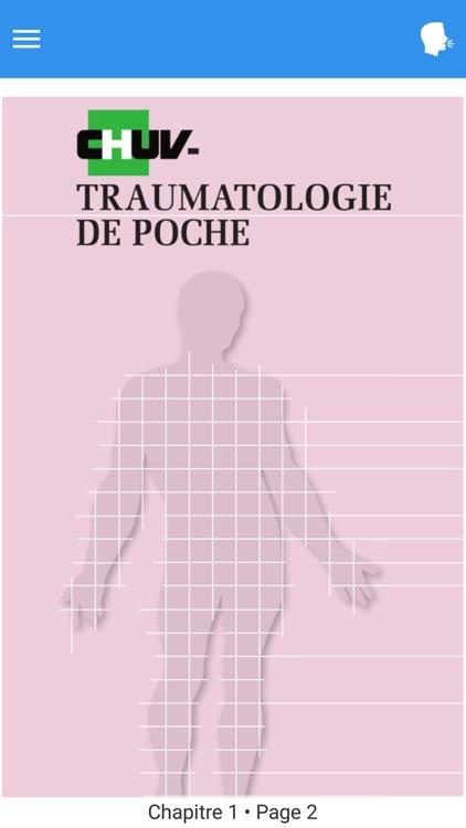 Traumap Traumatologie de Poche