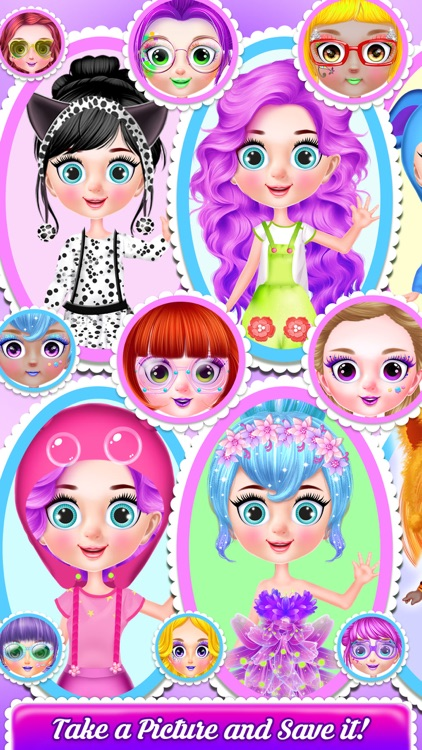 Surprise! Doll Dress up Games screenshot-3