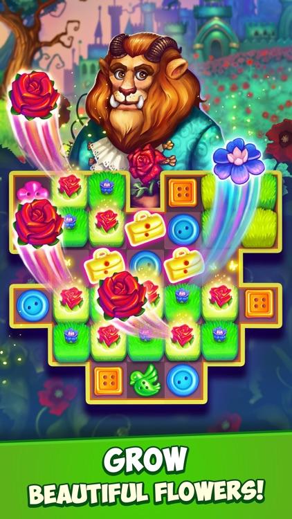 Fancy Blast - Match 3 Puzzles screenshot-3